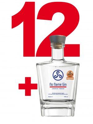 No Name Gin – PACK 12 botellas
